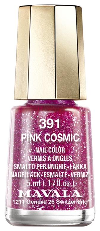 Купить Лак для ногтей MAVALA Switzerland Cosmic Collection Nail Color 391 Pink Cosmic 5 мл