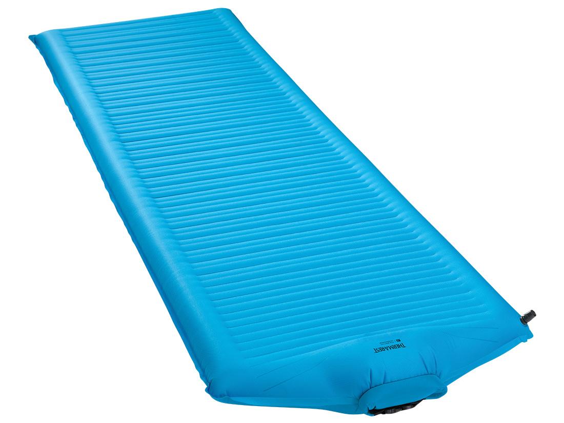 Туристический коврик Therm-A-Rest Neoair Camper Regular голубой