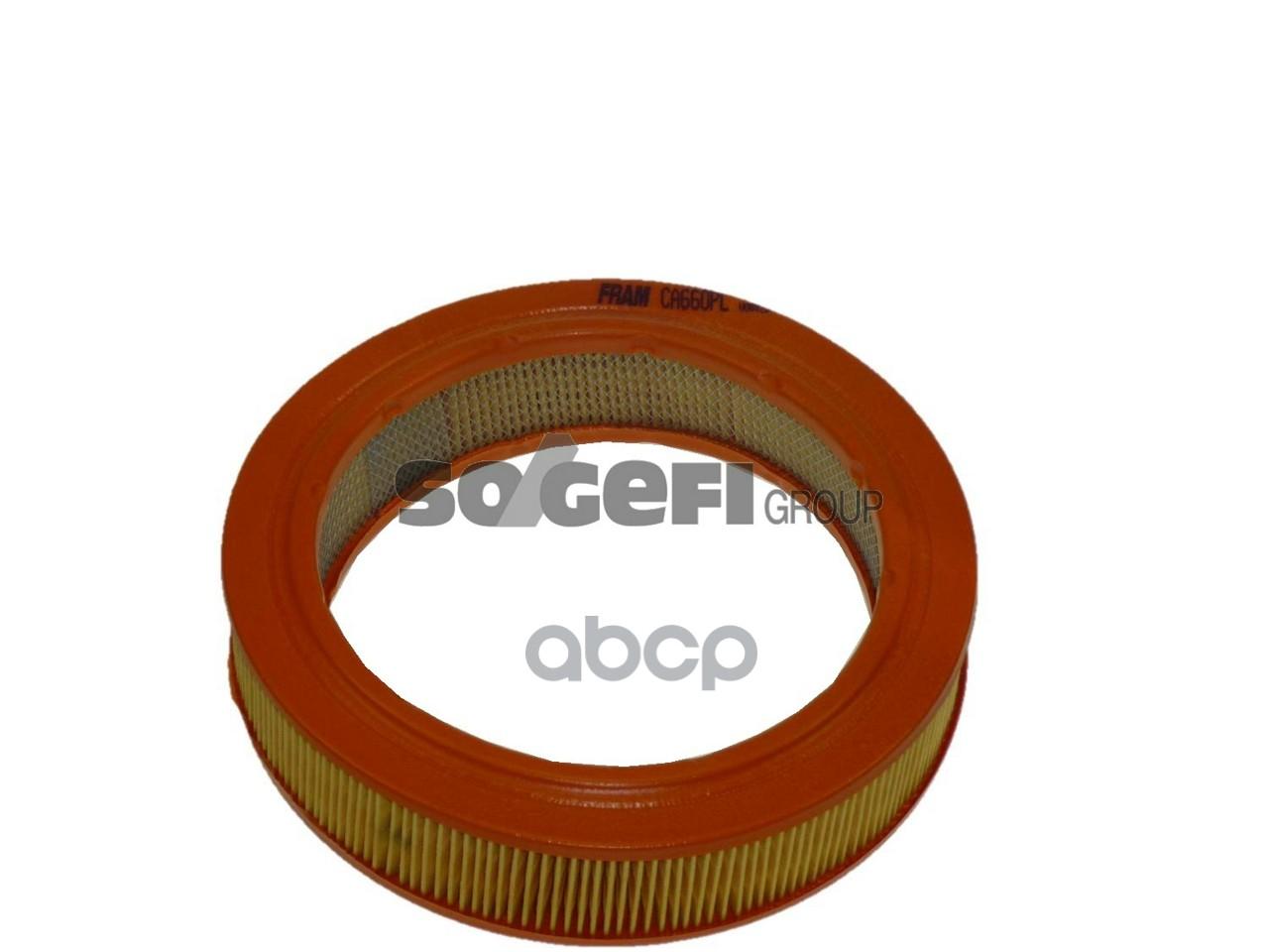Фильтр воздушный Fram CA660PL