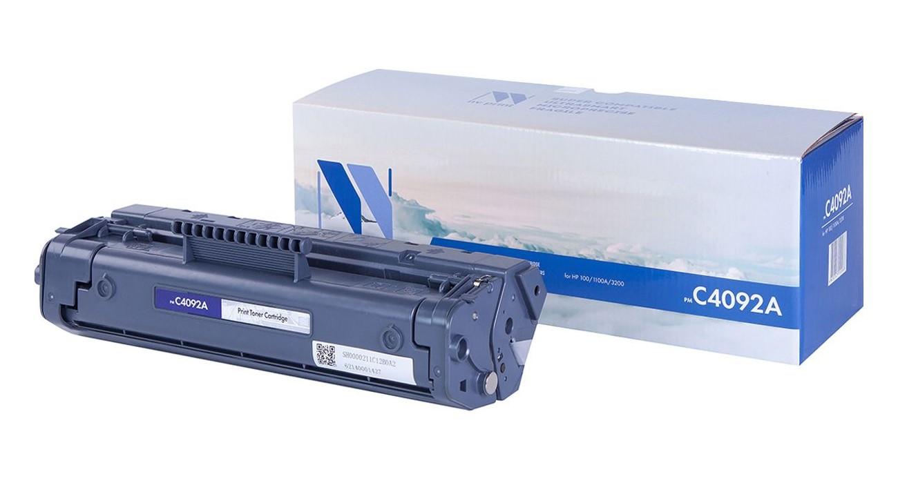 Картридж для лазерного принтера NV Print C4092A/EP-22, черный NV-C4092A/EP-22