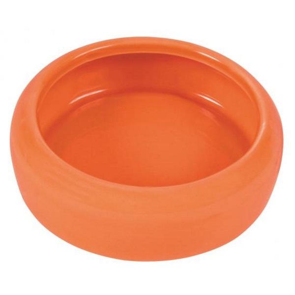 Одинарная миска для грызунов TRIXIE, керамика,