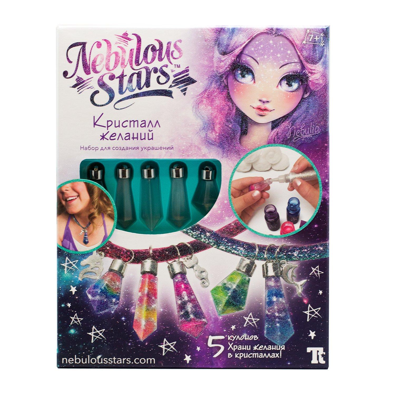 Купить Набор для создания украшений Nebulous Stars Кристалл желаний, Рукоделие