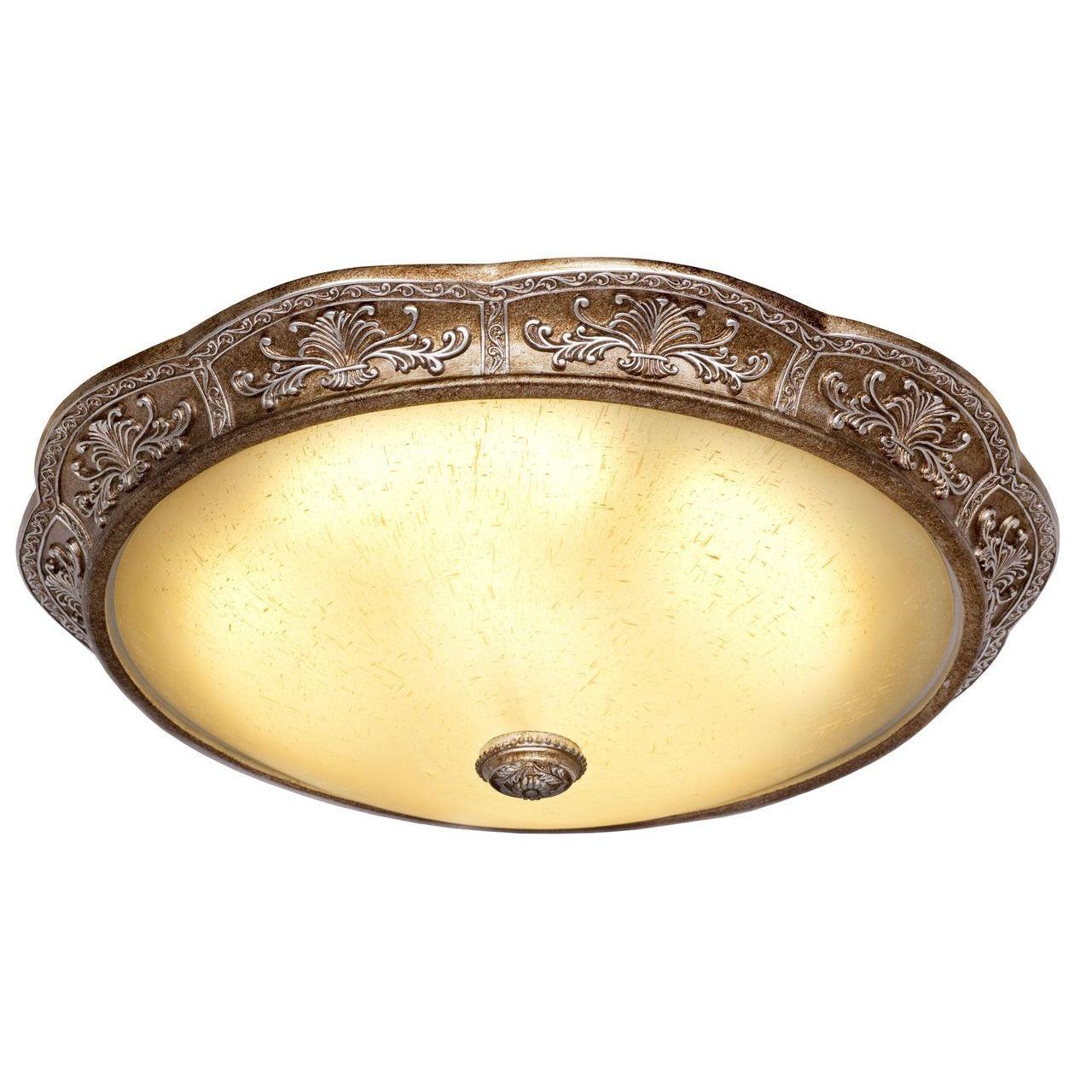 Потолочный светодиодный светильник Silver Light Louvre 830.49.7