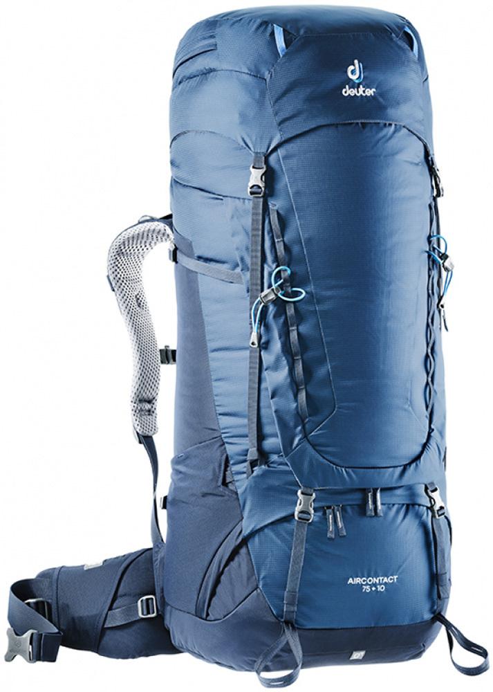 Туристический рюкзак Deuter Aircontact 85 л синий