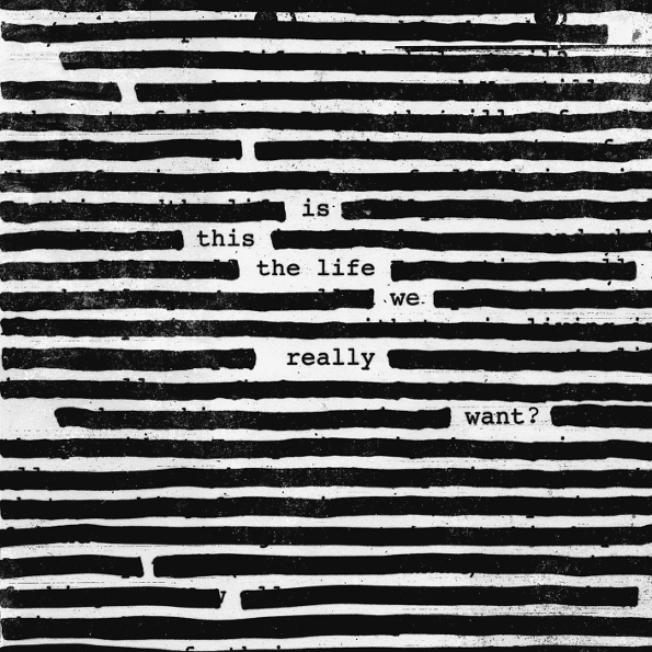 Аудио диск Roger Waters Is This The Life We Really Want? (CD)