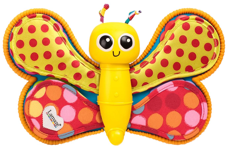 Интерактивная игрушка Lamaze Фотоальбом Смотри и Слушай фото