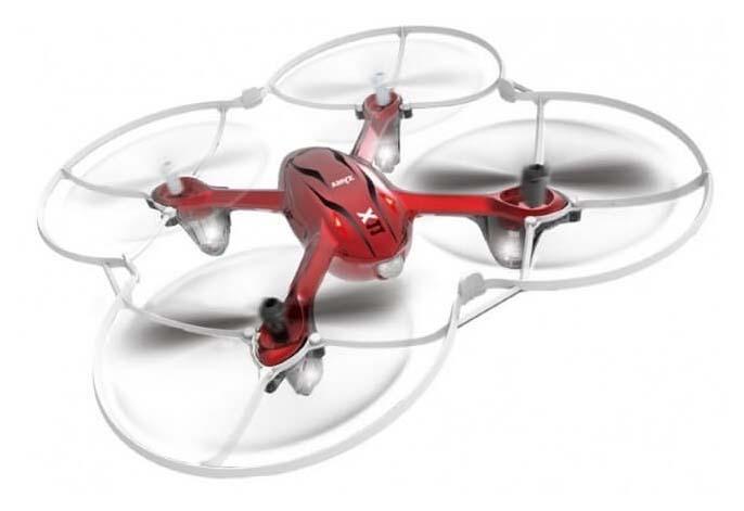 Купить Радиоуправляемый квадрокоптер Syma X11, Квадрокоптеры для детей