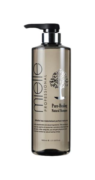 Купить Шампунь JPS Mielle Pure Healing Natural 800 мл