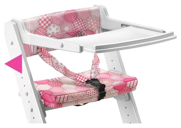 Подушка для стула Конек Горбунек 00162-14 Фламинго