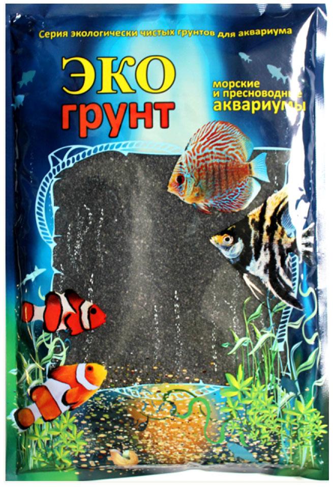 Грунт для аквариума ЭКОгрунт Черный кристалл