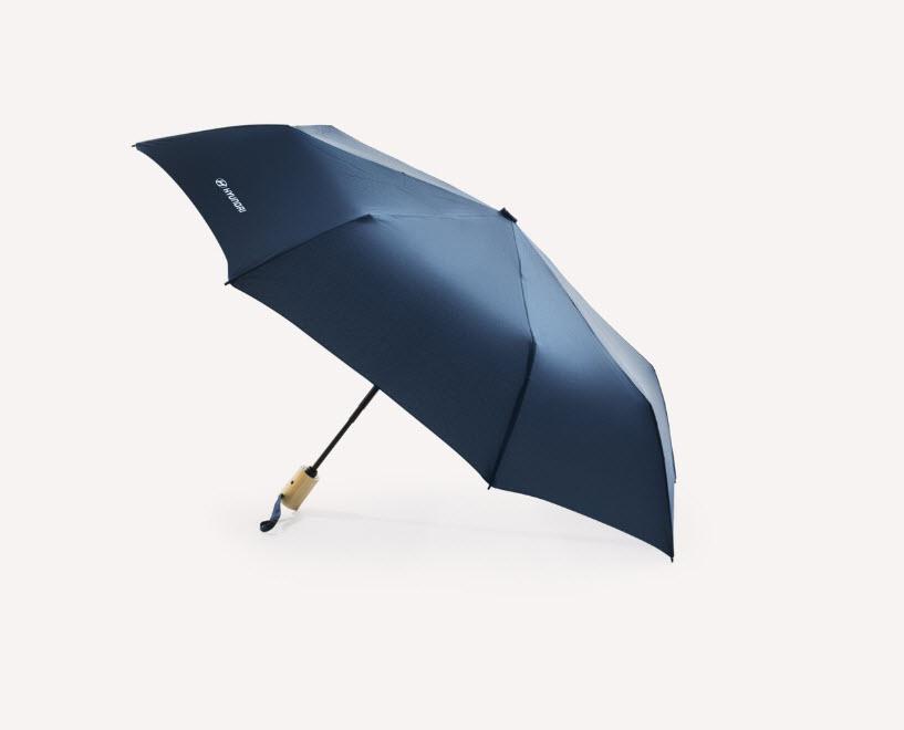 Складной зонт Hyundai Kia R8480AC590H автоматическая ручка