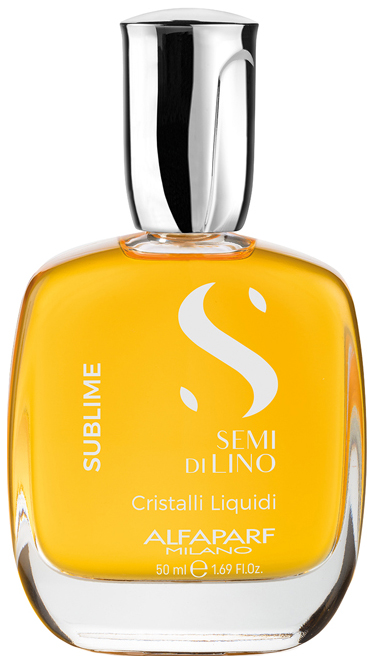 Купить Масло для волос Alfaparf Semi Di Lino Diamond Cristalli Liquidi Serum 50 мл, Alfaparf Milano