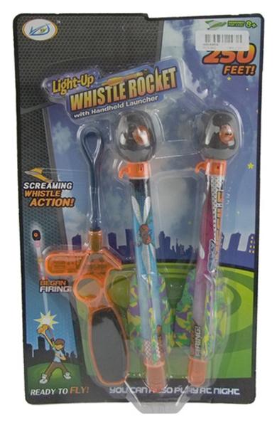 Купить Игровой набор Junfa Whitle Rocket Ракеты с механическим пусковым устройством, Junfa toys, Игровые наборы