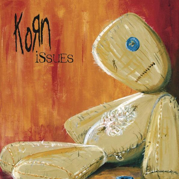 Виниловая пластинка Korn Issues (2LP), Медиа  - купить со скидкой