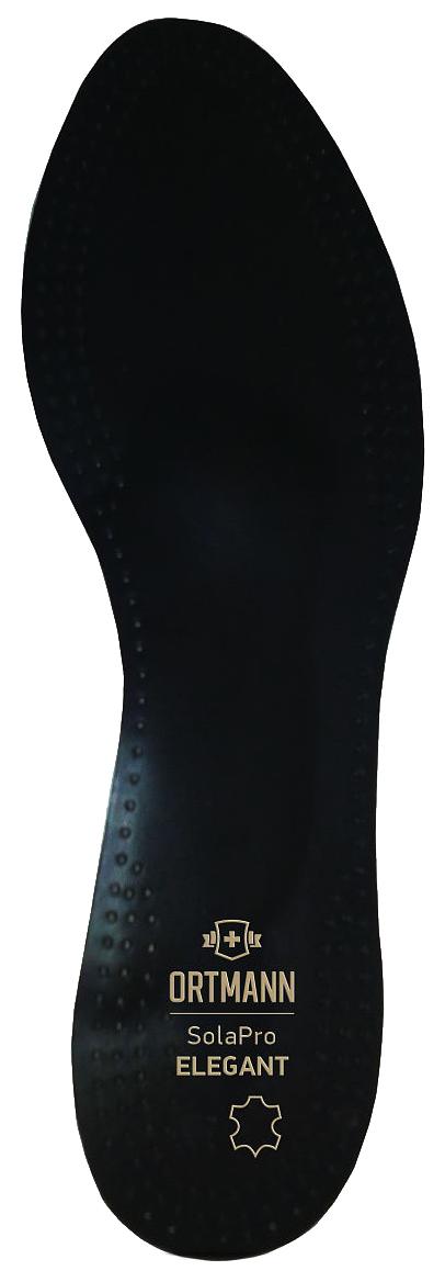 Ортопедическая стелька Ortmann SoloPro elegant AZ0112 черный