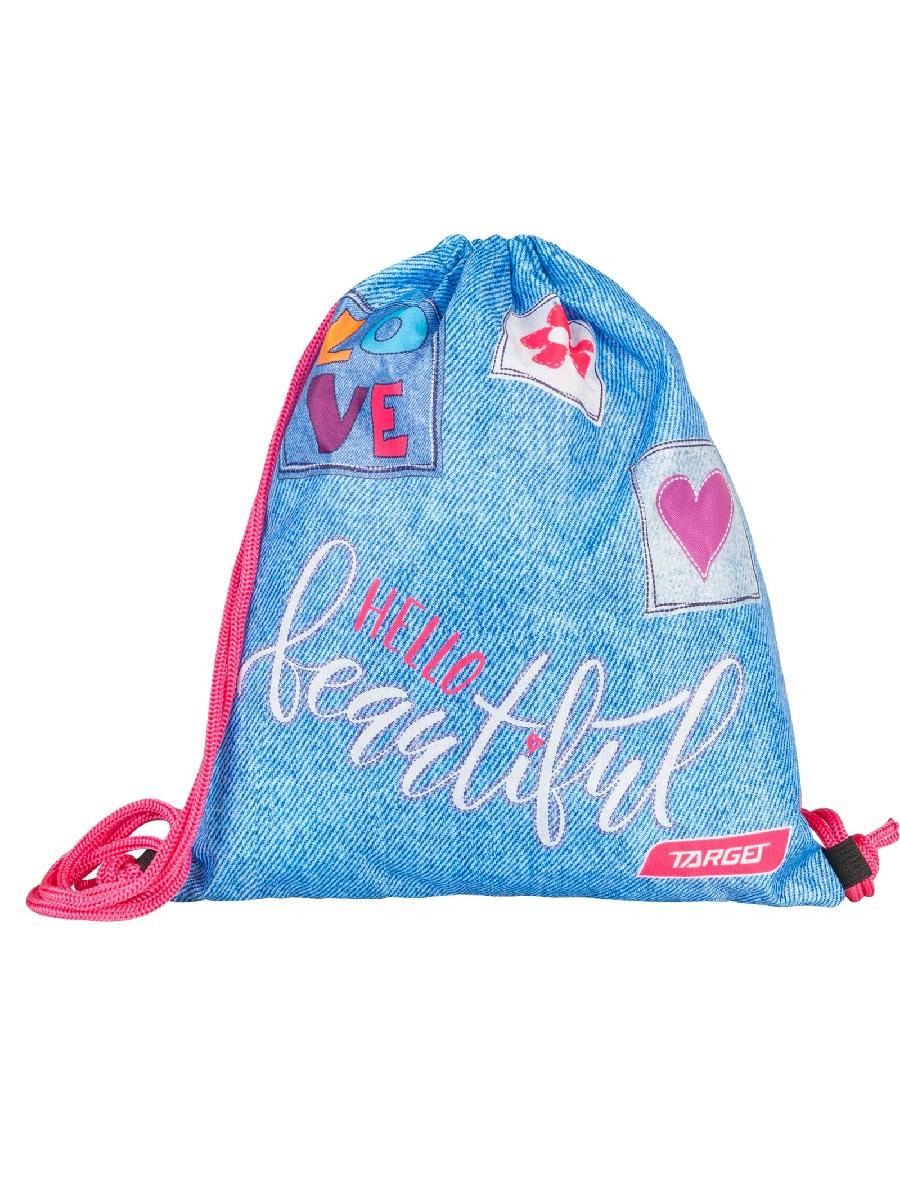 Сумка для детской сменной обуви Target Hello Beautiful 26277