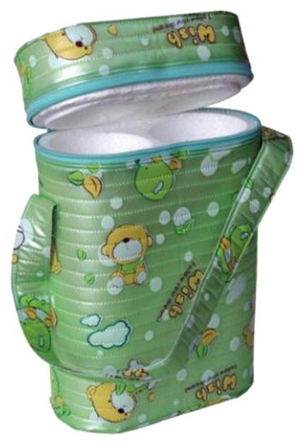 Купить Термоблок БУСИНКА для двух бутылочек, Businka, Термосумки для детских бутылочек