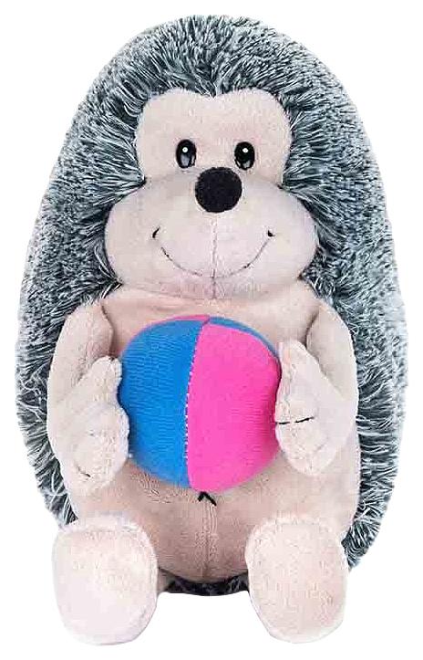 Купить Мягкая игрушка MAXIPLAY MP-071824 Ежик с Мячиком 20 см (озвученный), Интерактивные мягкие игрушки
