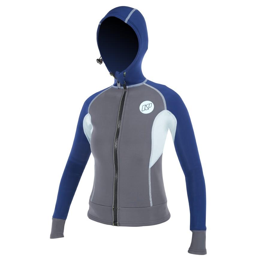 Гидрокуртка женская NeilPryde 2016 SUP Hooded Jacket, C1, 34 фото