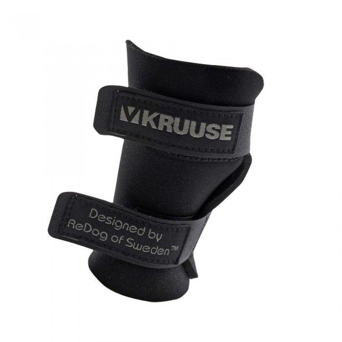 Протектор для собак Kruuse Rehab Carpal Joint Protection для запястного сустава черный M.