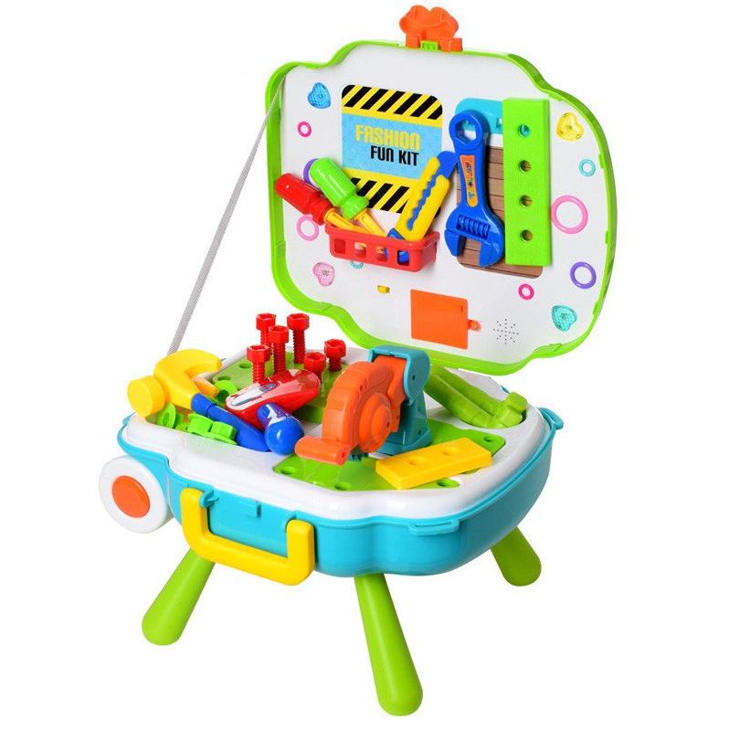 Детский набор инструментов в чемодане L666-23 B.Kids
