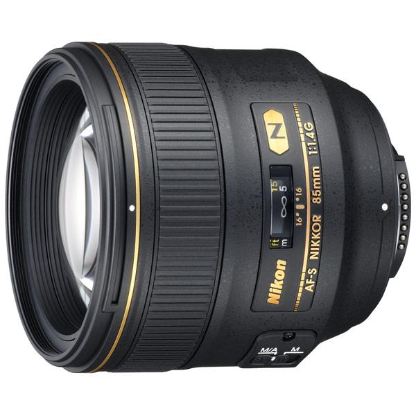 Объектив Nikon AF S Nikkor 85mm f/1.4G
