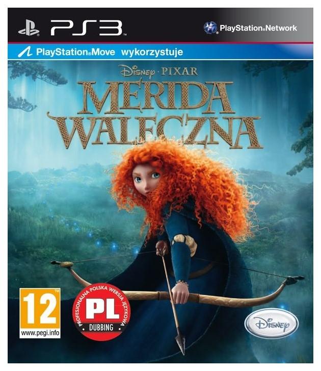 Игра Disney Храбрая сердцем для PlayStation 3