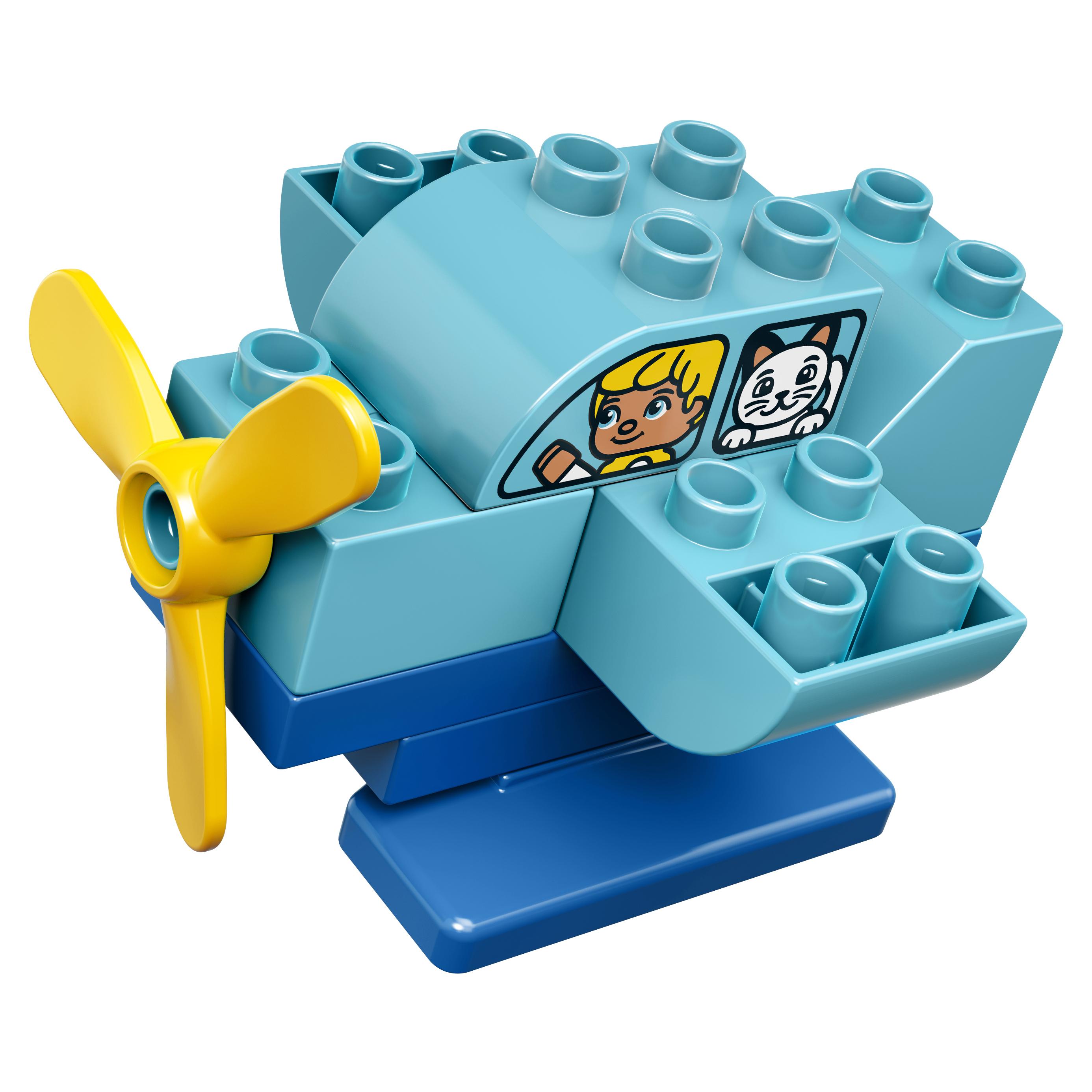 Купить Конструктор lego duplo my first мой первый самолёт (10849), Конструктор LEGO Duplo My First Мой первый самолёт (10849)