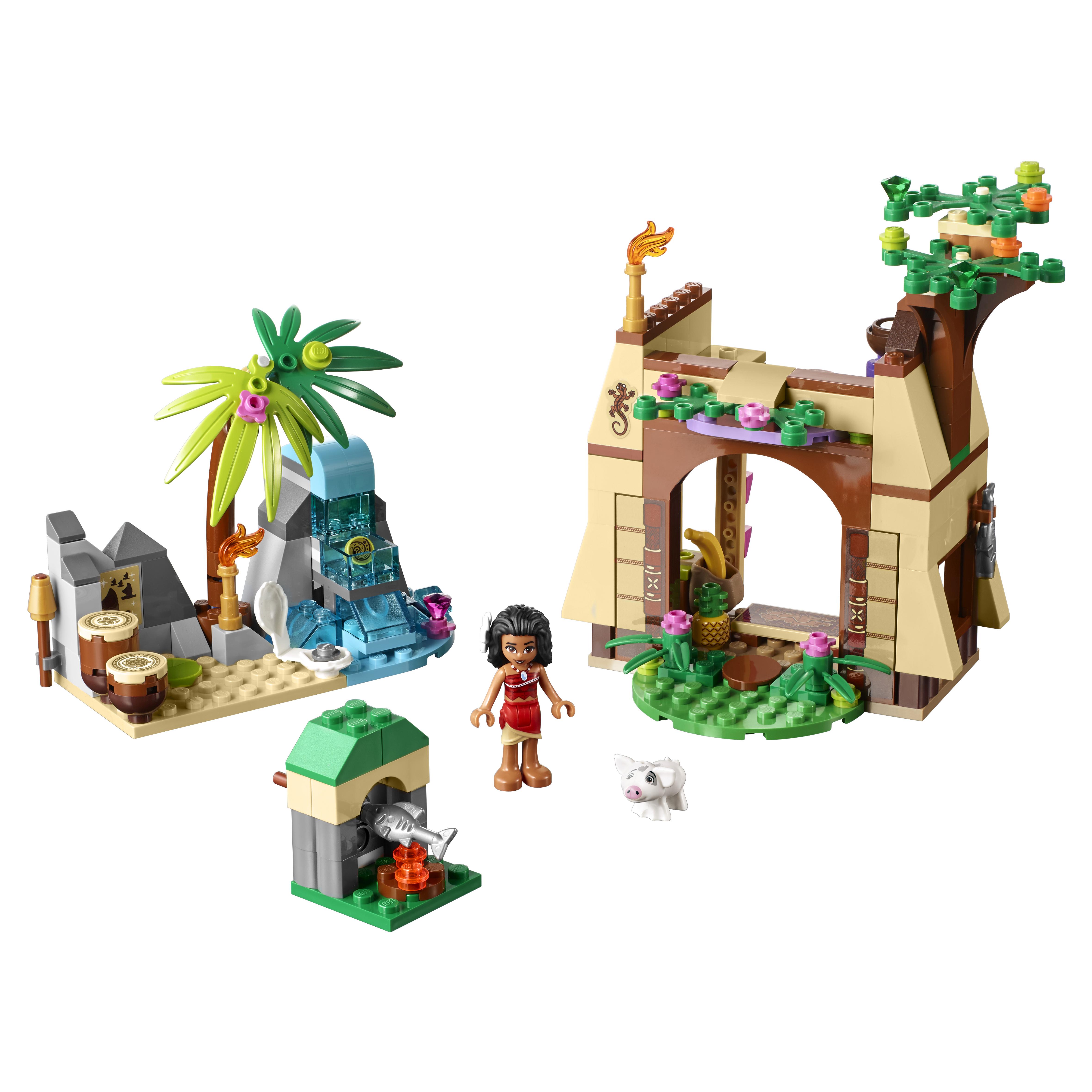Конструктор LEGO Disney Princess Приключения Моаны на затерянном острове (41149) фото