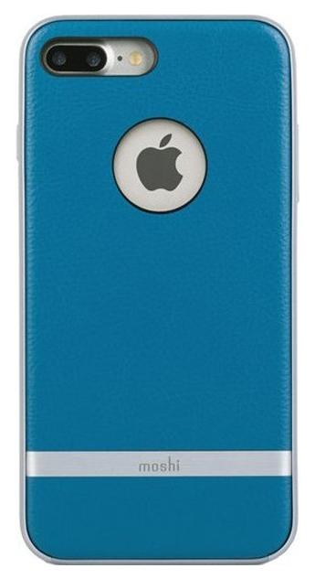 Чехол для Apple iPhone Moshi iGlaze Napa Marine Blue (99MO090512)