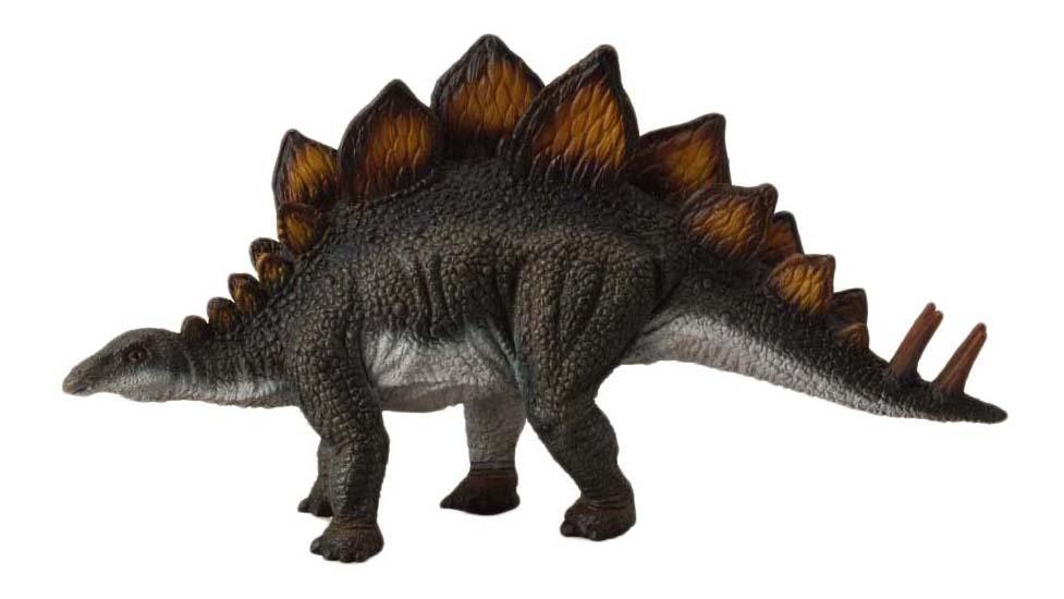 Фигурка collecta стегозавр, l ( 16 см)