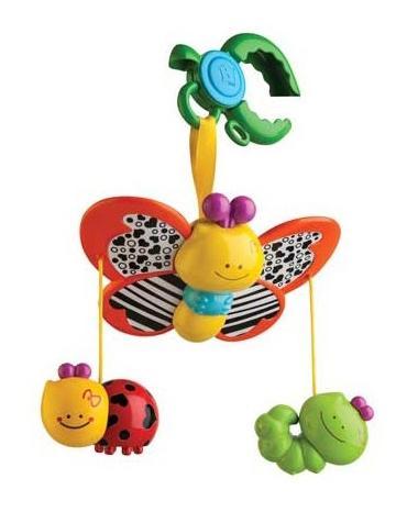 Игрушка для малышей B kids Мини-мобиль - Бабочка