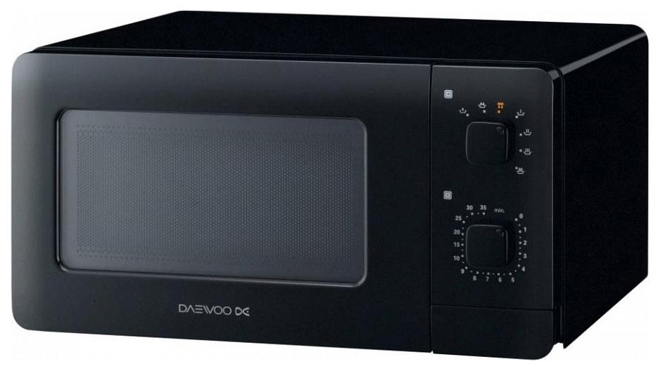 Микроволновая печь соло Daewoo KOR 5A07B black