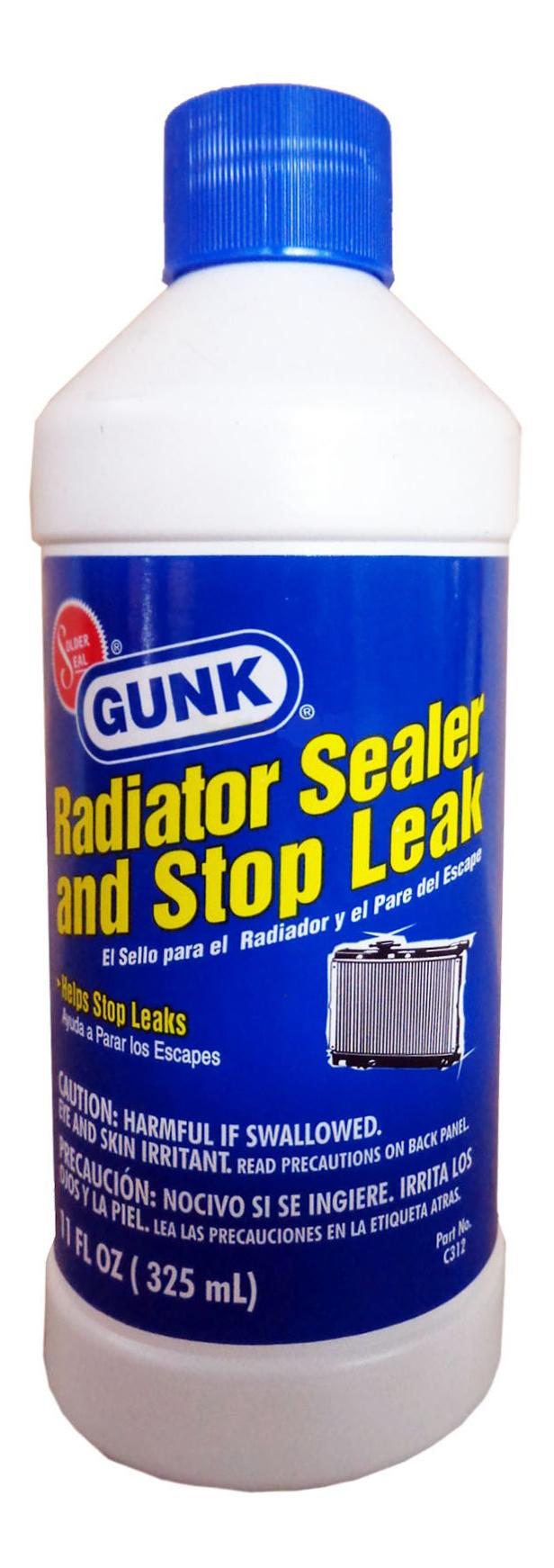Герметик для радиатора GUNK C312