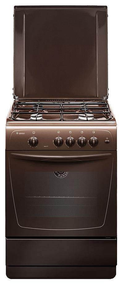 Газовая плита GEFEST 1200-00 С 7 K 19 Brown