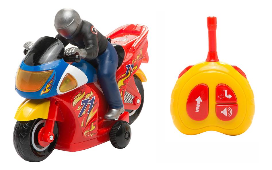 Купить Гонщик с пультом управления, Развивающая игрушка Kiddieland Гонщик с пультом управления , Развивающие игрушки