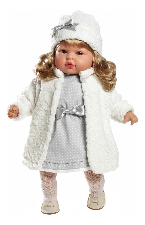 Купить Elegance в белом платье 45 см, Кукла Arias Elegance в белом платье, 45 см,
