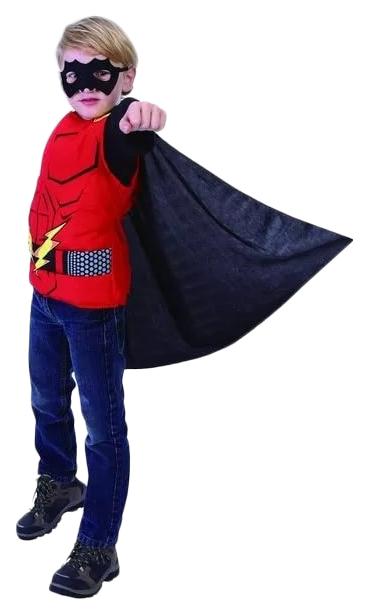 Карнавальный костюм Snowmen Человек Огонь, цв. красный;