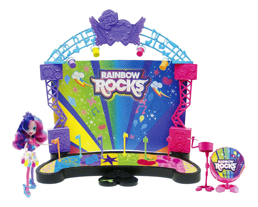 MY LITTLE PONY MANE EVENT STAGE