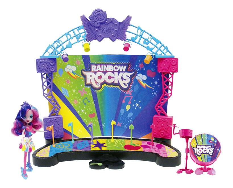 Купить Игровой набор My Little Pony Equestria Girls Mane Event Stage, Игровые наборы