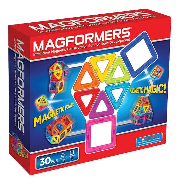 Конструктор магнитный Magformers Радуга 30 деталей фото