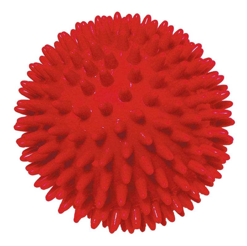 Массажер для тела Альпина Пласт Иглбол красный