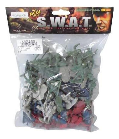 Игровой набор Shantou Gepai Набор солдатиков S.W.A.T.