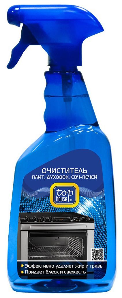 Чистящее средство для плит Top House очиститель плит духовок и свч-печей 750 мл