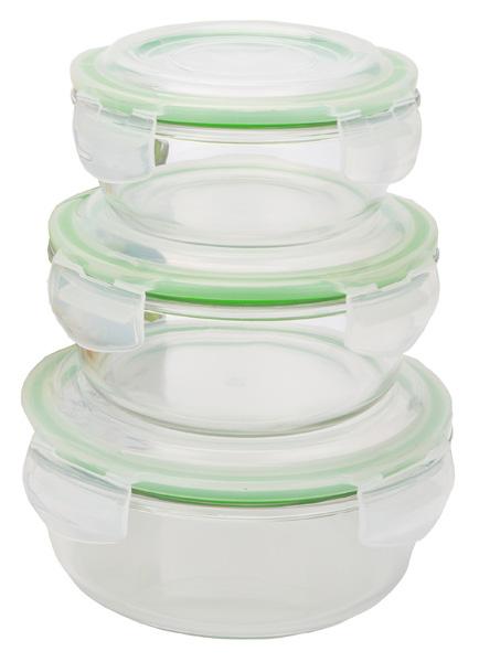 Набор контейнеров для хранения пищи Laracook 6097МV