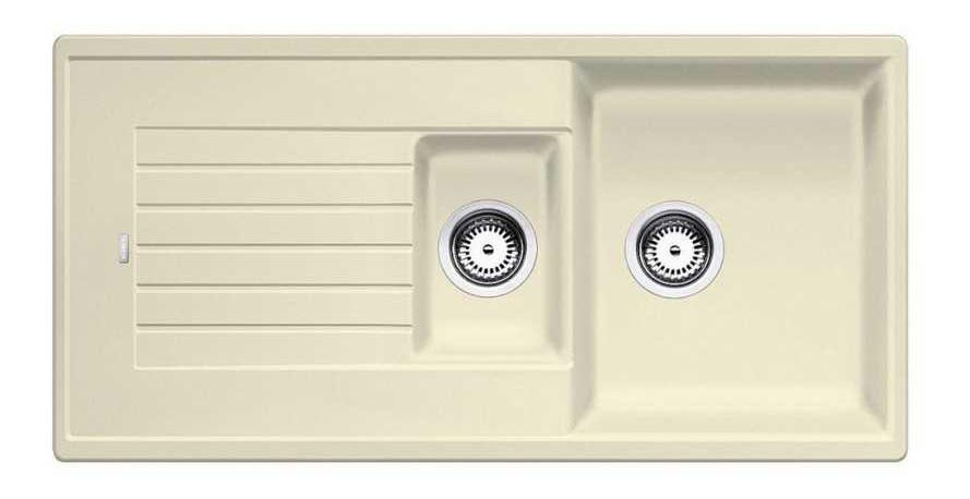 Мойка для кухни гранитная Blanco ZIA 6 S 514743 белый