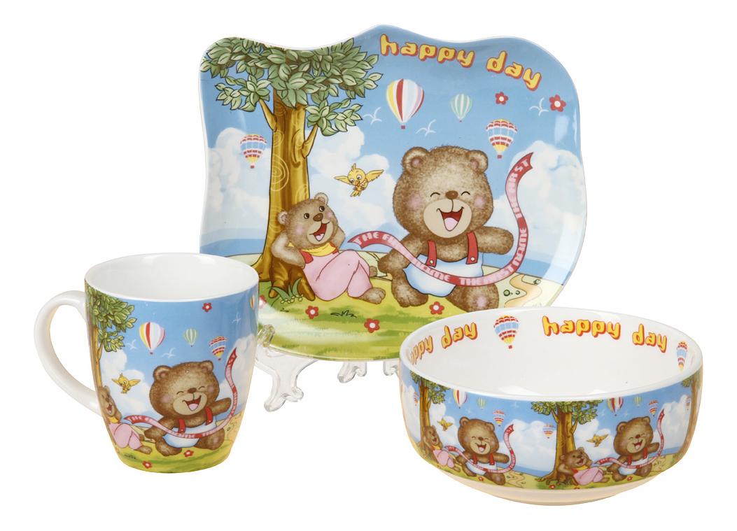 Купить Набор детской посуды 8785, Набор детской посуды, Rosenberg, Наборы детской посуды