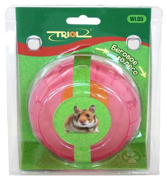Беговое колесо для грызунов Triol пластик, 11 см