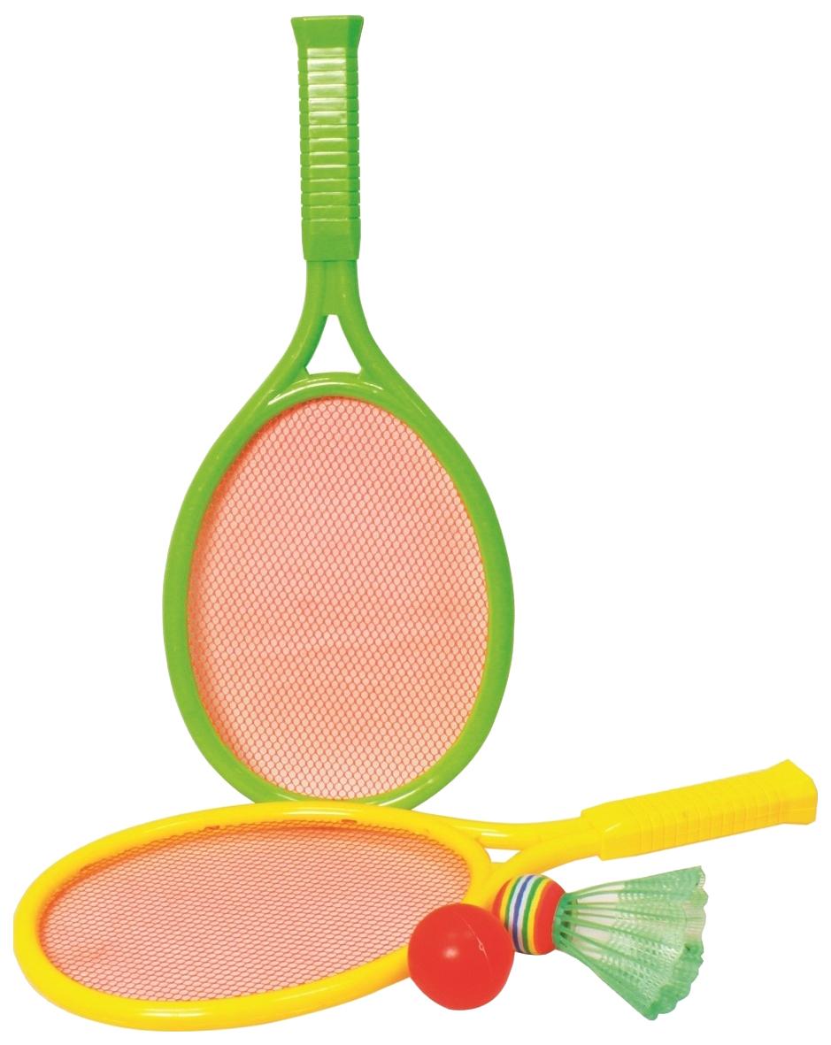 Игровой набор с ракетками 1TOY Теннис Т59931