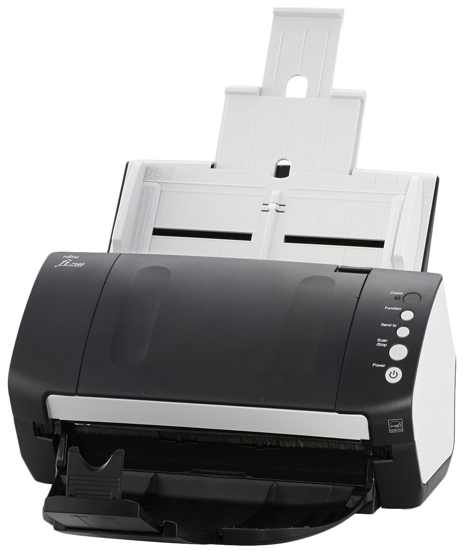 Сканер Fujitsu fi 7140 PA03670 B101 Белый,